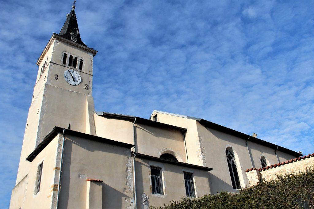 Eglise de Millery