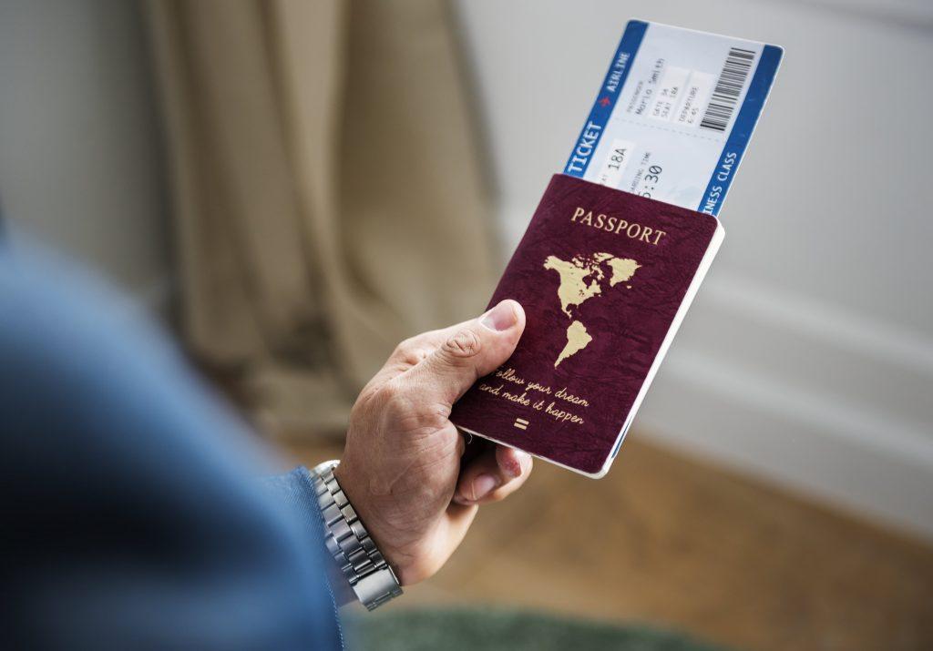 passeport et voyage