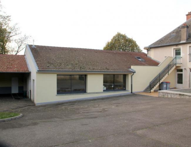 Ecole Marguerite Reitz - Millery