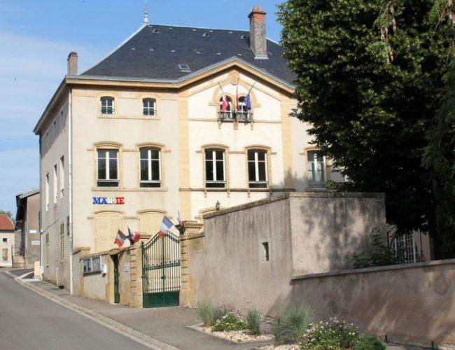 Mairie actuelle