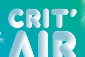 Affiche vignette CRIT'AIR